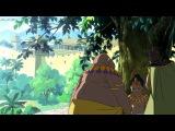 Будда:Пустыня красная,как ты прекрасная! 1 часть 2011 Япония