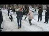 Корпоративы 2016, уличные гулянья. Ведущий в Челябинске. Анти-тамада Марина Фомина отжигает)