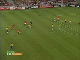 Бразилия - Нидерланды (1/2 финала ЧМ 1998 - обзор матча, русский комментарий).